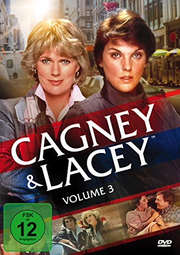 Cagney & Lacey, Vol. 3 [6 DVDs] (Lacey Kurz)