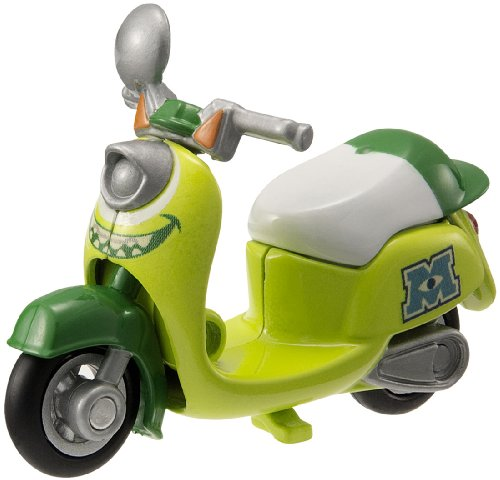 Tomica Disney Pixar Motors Chimuchimu Monsters University microphone (japan import)