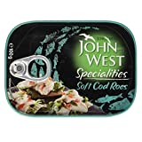 John West Specialities Soft Cod Roes, 100g