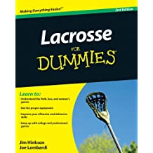 Lacrosse For Dummies (English Edition)