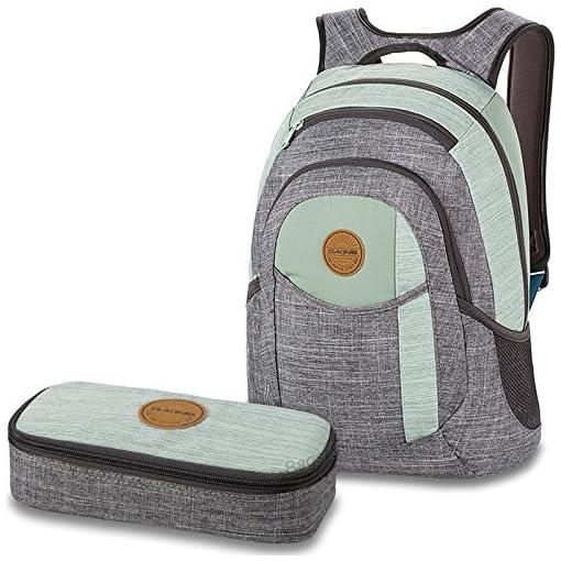 1d82264b2e3ea DAKINE 2er SET Laptop Rucksack GARDEN + SCHOOL CASE Mäppchen Seaglass -  schultasche.im-shop.eu