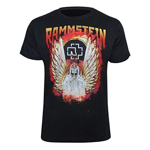 Rammstein -  T-shirt - Uomo nero L