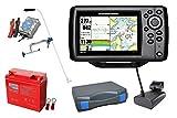 Humminbird Helix 5 XD GPS Echolot Portabel-Set XXL-2