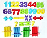 #7: Babytintin Wooden Computation Study Box for Basic Math Calculations Abacus for Children Ages 3+ Years, Assorted and Multi Color