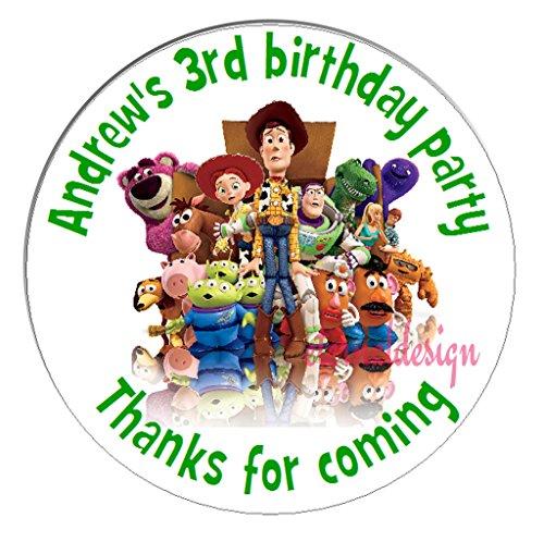 eternal-design-personalizzato-bambini-festa-di-compleanno-bianco-lucido-adesivi-kbcs-82-6-per-pack-w