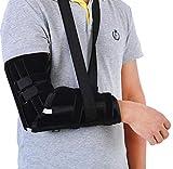 Ellenbogen Schulterstütze Arm Sling Verstellbare Split Strap Wegfahrsperre Bester Schutz für verletzten Arm, Handgelenk, Ellenbogen, Schulter