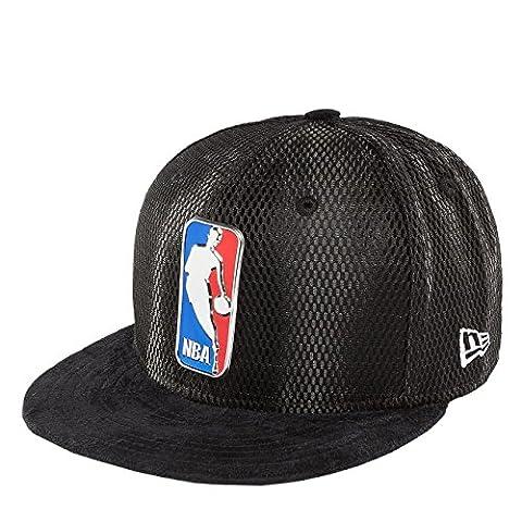 New Era Men Caps / Fitted Cap NBA 17 On Court Logo black 7 1/2 - 59,6cm