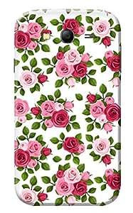 Samsung Galaxy Grand Neo Back Case Kanvas Cases Premium Quality Designer 3D Printed Lightweight Slim Matte Finish Hard Cover for Samsung Galaxy Grand Neo
