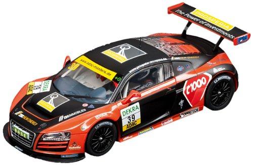 Carrera 20027395 - Evolution Audi R8 LMS Prosperia Team Brinkmann ADAC GT Masters, No.39, 2011
