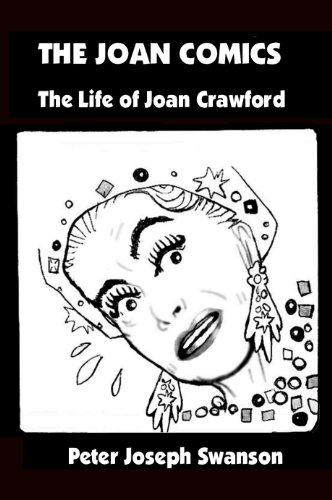 THE JOAN COMICS: The Life of Joan Crawford book cover