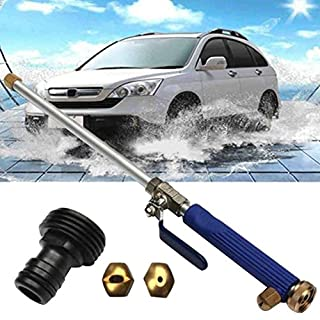 High Pressure Wand for Car Flushing and Cleaning,Improved Power Washer Water Hose Nozzle,Garden Hose Sprayer for Car Wash and Window Washing