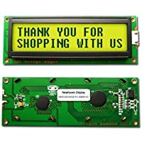 NHD-0216S3Z-FL-GBW-V3 Newhaven Display sold by SWATEE ELECTRONICS