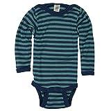 Engel Baby-Body - light ocean/eisvogel (9:9) - 50/56