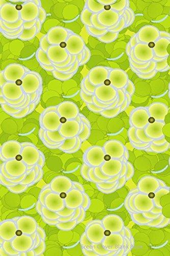 Green Clover Blank Book