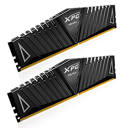 ADATA AX4U240038G16-DBZ Z1 DDR4 2400MHz (PC4-19200) CL16 16GB (8GBx2) Arbeitsspeicher schwarz
