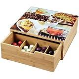 coffee boite de rangements pour dosettes capsules de. Black Bedroom Furniture Sets. Home Design Ideas