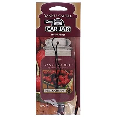 Yankee candle 1133672 Classic Black Cherry Car Jar from Yankee candle