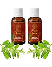 Precious Aromas Essential Oil,Pack of 2, 15 ML Each 100% Natural and Therapeutic Grade