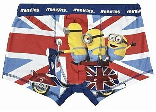 Boxershort Minions UK, Größe M