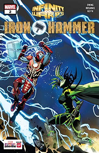 Infinity Wars: Iron Hammer (2018) #2 (of 2) (English Edition)