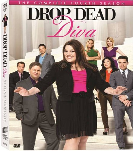 Drop Dead Diva: The Complete Fourth Season [Import USA Zone 1]