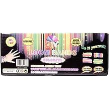 Kit Para Hacer Pulseras Sin Látex Caja x 600 (Incluye Gancho y Tabla)