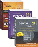 #10: Dental Pulse 11ed Set - (Vol-1,Vol-2 & Vol-3 )