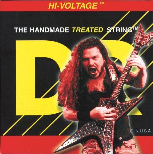 DR Dimebag Darrell Signature Hi-Voltage Electric Guitar Strings09-46