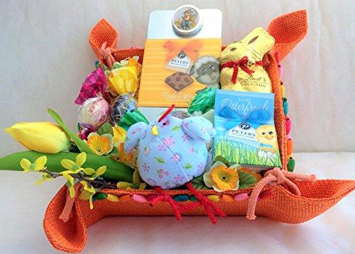 ostern geschenke ostern pr sentkorb geschenkkorb das kleine osternest nest osterk rbchen. Black Bedroom Furniture Sets. Home Design Ideas