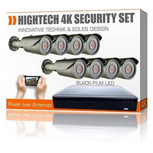 Dvs-Alemania--4-K-Vigilancia-Juego-8-x-4-K-IP-CAM-y-VHS-Incluye-Accesorios-y-software--dvlc-de-liz800s8--2000-GB-Disco-Duro