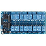 SainSmart 16-Channel Canal 12V Relay Relais Module pour Arduino DSP AVR PIC ARM