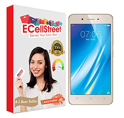 ECellStreet Premium Tempered Glass 0.3mm Toughened Glass Screen Protector For Vivo X3S
