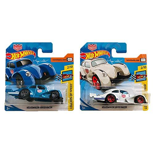 Hot Wheels Volkswagen Kafer Racer Legends of Speed Pack 2