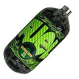 Armotech HP Flasche 300 bar 1,1 l Fuel Supra Lite grau