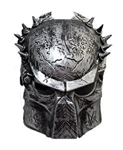 Predator face mask Mask Silver Cosplay (japan import)