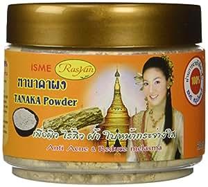 Isme Rasyan By Ohyoyo Thanaka Powder Melasma Natural Herbal 50 Grams