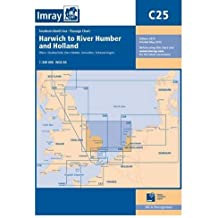 Imray Chart C25: Harwich to River Humber and Holland (C Series)