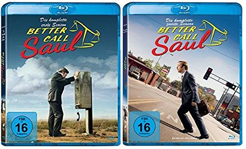 Better Call Saul - Staffel 1+2 [Blu-ray]