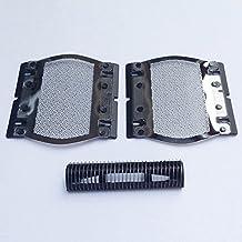 Zhhlaixing 2X Shaver/Razor Replacement Foil&Cutters para BRAUN P40 P50 P60 P70 5604 5607-09