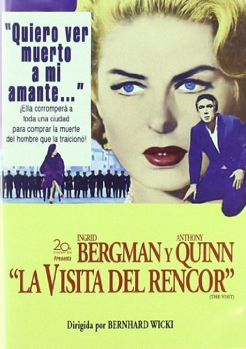The Visit ( Der Besuch (Karla) ) ( La rancune (La visite de la vieille dame) ) [ NON-USA FORMAT, PAL, Reg.2 Import - Spain ] by