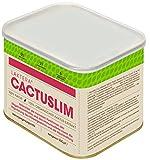 LAKTERA Cactuslim / 100% natürliche Mikrokulturen gewonnen aus reinem Quellwasser - 50 Mrd. KBE - organischem Kaktus-Extrakt - 250g Packung - Anwendung für bis zu 8 Wochen