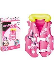 Bestway 91070 - Chaleco de natación, diseño de Minnie Mouse, ...