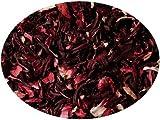 Malven Tee - Früchtetee-Basis - HIBISKUS-BLÜTEN - GESCHNITTEN - 500g