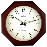 WOOD CRAFT wng-707 night glow wall clock...