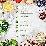 MaxMedix Green Coffee - Integratore Naturale A Base di Caffè Verde, 7000mg, 90 Capsule