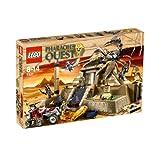 LEGO Pharaoh's Quest 7327 - Pyramide des Pharaos