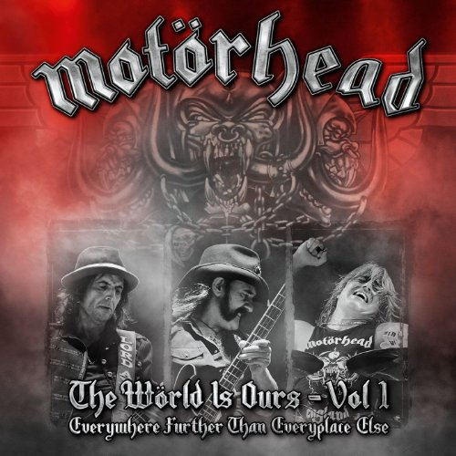 The Wörld Is Ours, Vol. 1 - Everywhere Further Than Everyplace Else (Live) [Explicit]