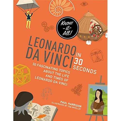 Leonardo Da Vinci In 30 Seconds