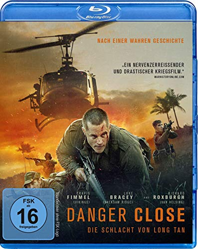 Danger Close - Die Schlacht von Long Tan [Blu-ray]