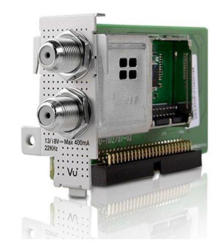 Vu+ DVB-S2Single Tuner satellite pour Duo2/ULTIMO/Solo se/Solo se V2/Solo 4K